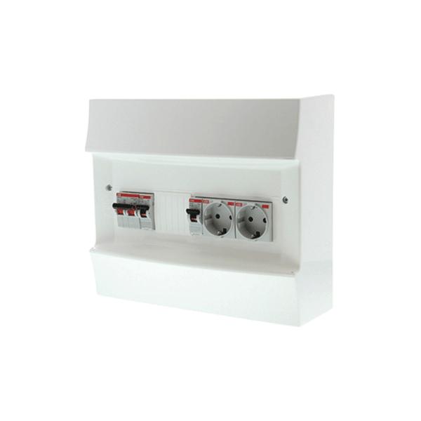 ABB PV verdeler ZV16 Installatieautomaat