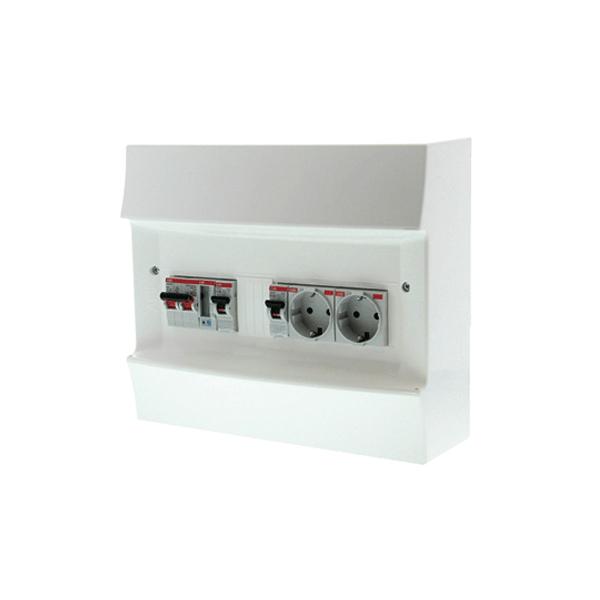 ABB PV verdeler ZV16 Installatieautomaat kWhmeter