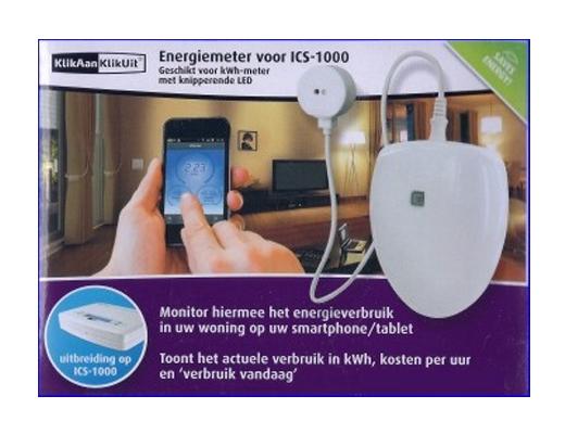 EML-1000 energiemeter verpakking