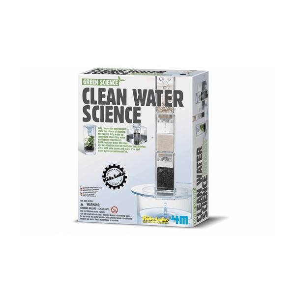 Doe-het-zelf-waterfilter
