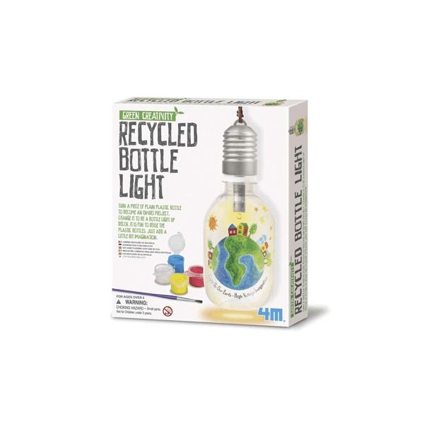 Fles-lamp