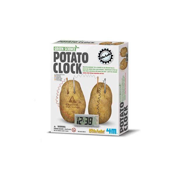 Green-Science-Aardappel-Klok