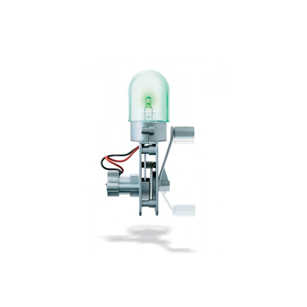 Green Science Dynamo Torch
