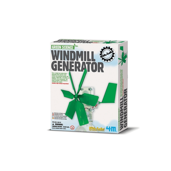 Green-Science-Windmill-Generator