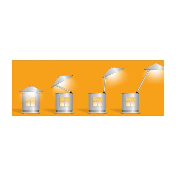 JOI heatpowered lamp