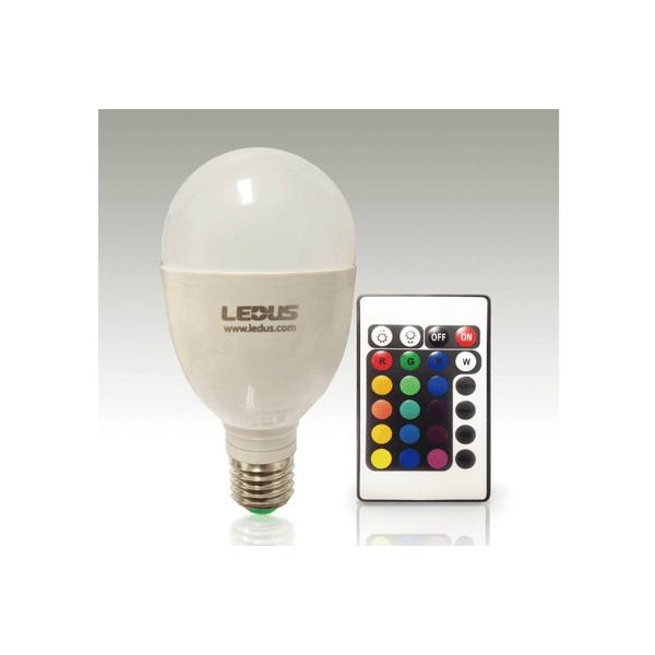 Ledus-Color-Led-bol-E27