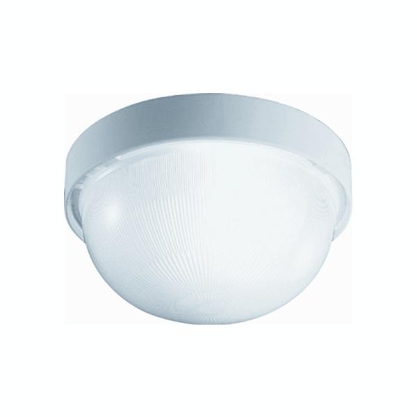 Prisma-plafondwandarmatuur-Wit-E27