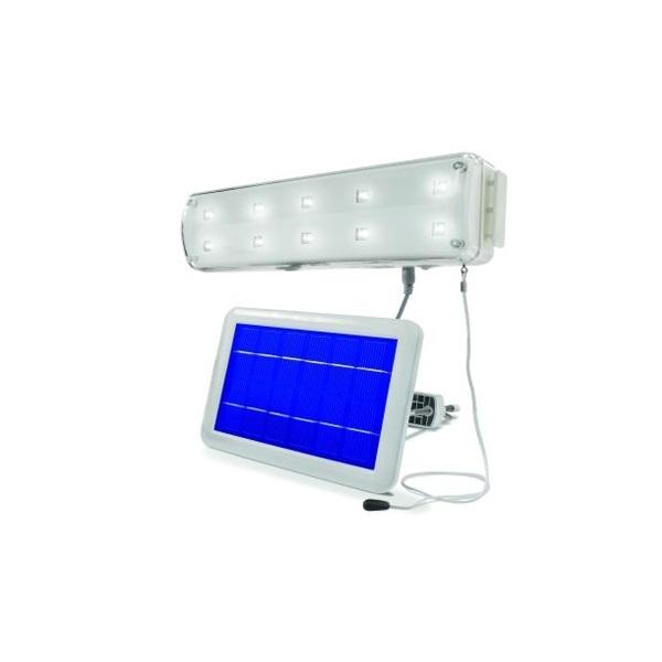 Binnenlamp op zonneenergie