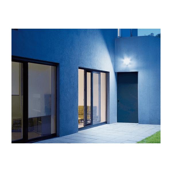 steinel xled home 3 zwart buitenlamp bespaarbazaar. Black Bedroom Furniture Sets. Home Design Ideas