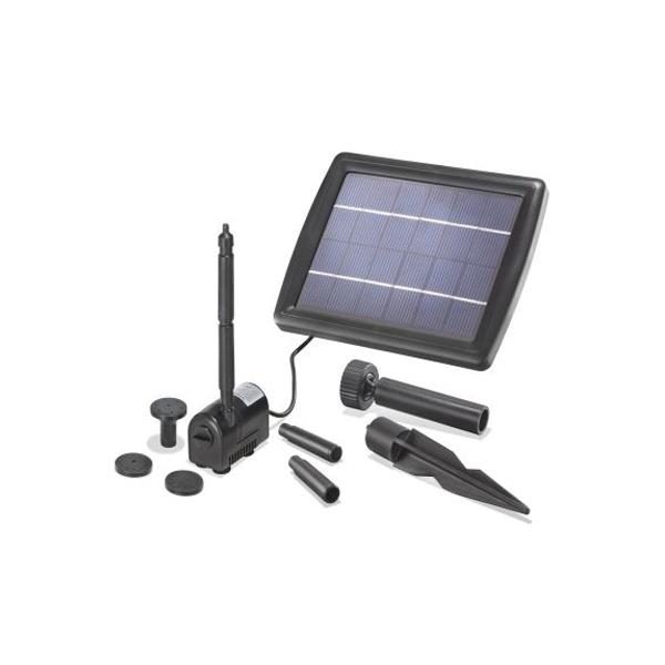 Vijverpomp 2W zonnepaneel