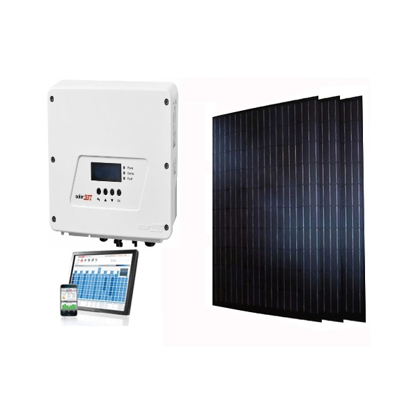 Doe het zelf pakket SE JA Solar