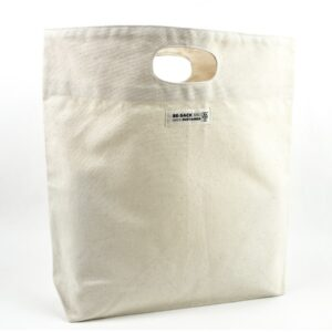 e-Sack Canvas bag with cut handle