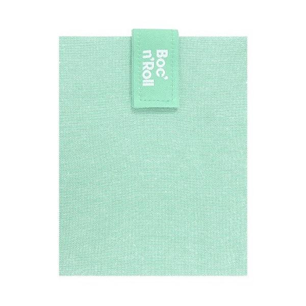 boc'n roll eco mint herbruikbare lunchwrap