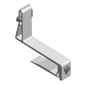 Schuifhaak Side Twist Verstelbaar 40-50mm