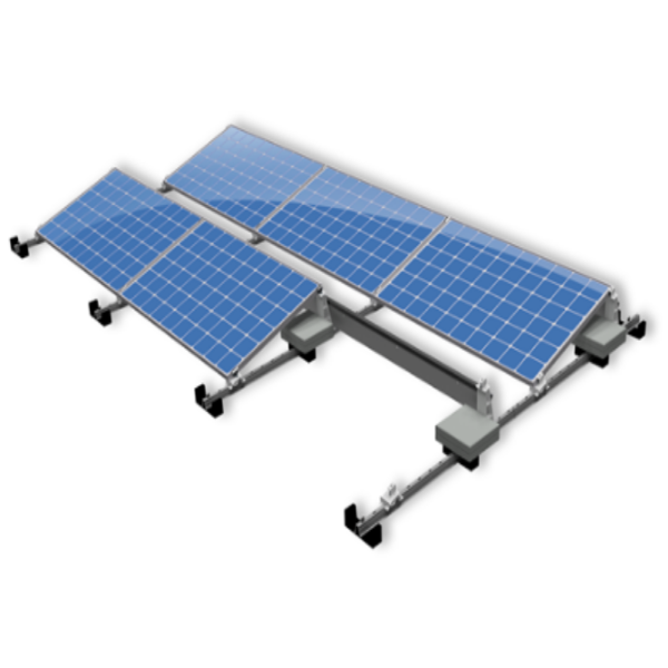 Plat dak Valk Pro+ per paneel