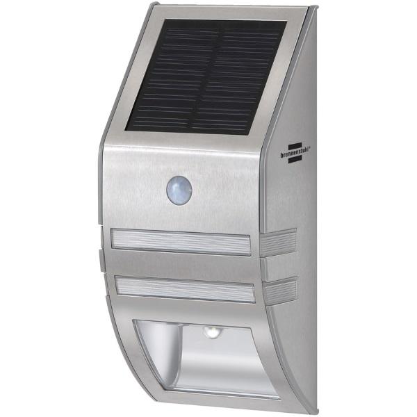 Solar Wandverlichting RVS