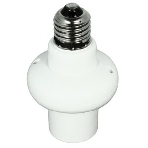 Lampvoet E27 met bewegingssensor