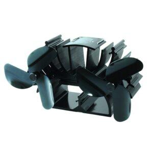 dubbele ventilator voor houtkachel