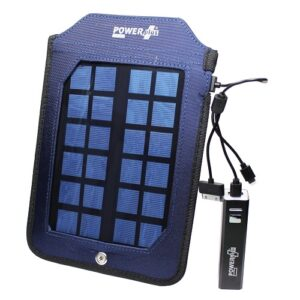 solar powerbank oplader