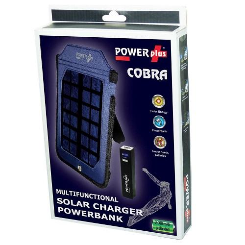 solar powerbank oplader verpakking