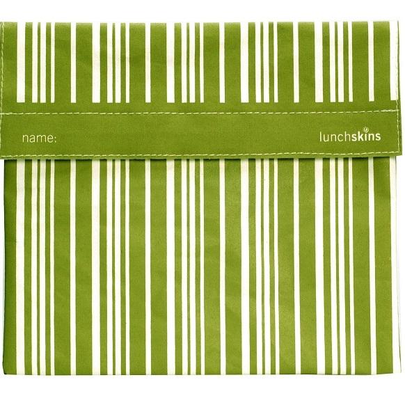 lunchskin big bag groen