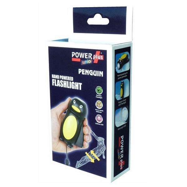 powerplus penguin verpakking