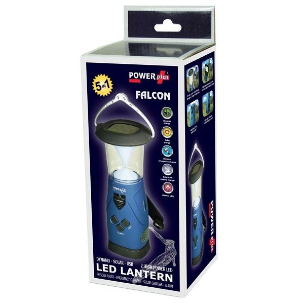 powerplus falcon lantaarn verpakking