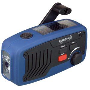 powerplus panther radio dynamo