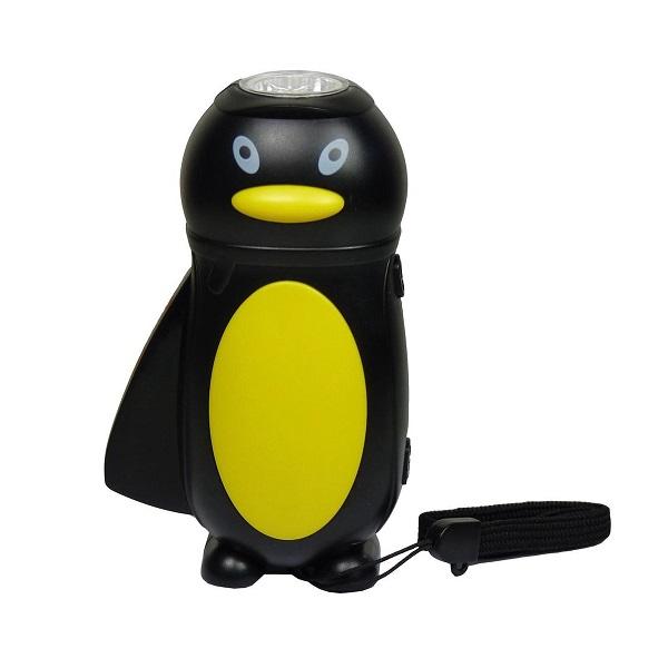 powerplus penguin zaklamp voorkant